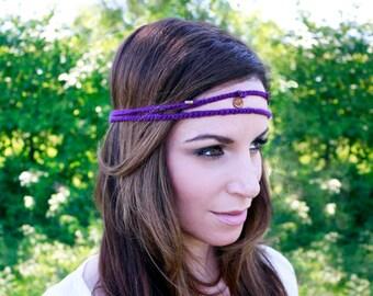 Mary Headband Knit Kit