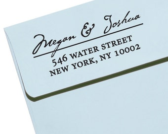 custom ADDRESS STAMP with proof from USA, Eco Friendly Self-Inking stamp, rsvp address stamp, custom stamp, custom address stamp, stamper 24