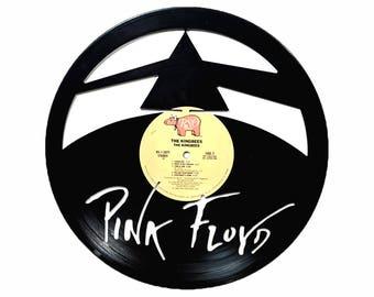 Pink Floyd Vinyl Record Art