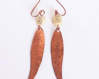 Weeping Willow Earrings Tsalagi Cherokee Made