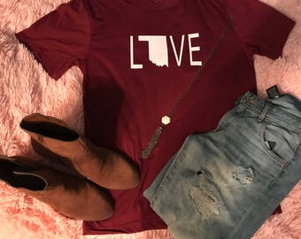 Oklahoma Love shirt