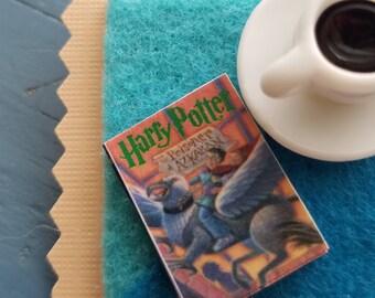 Harry Potter and the Prisoner of Azkaban Book Brooch