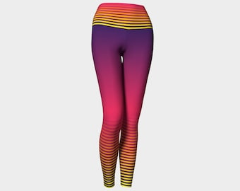 Sunset High Waisted Leggings