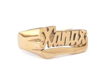 Xanax Ring