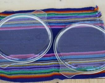 lot of 2 vintage PYREX lids 474-C 22 474  C 11
