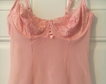Pink Camisole Large