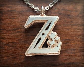 Legend of Zelda Breath of the Wild 3D Printed Pendant/Keychain
