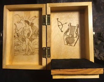 Apollo Portable Travel Altar Box