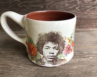 Jimi Hendrix Mug