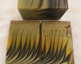 Lemongrass and Rosemary Natural Soap