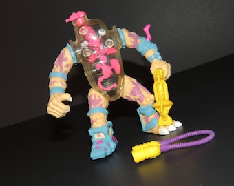 1990 Mutagen Man Teenage Mutant Ninja Turtles TMNT Mirage Studios / Playmates Toys Action Figure / Toy