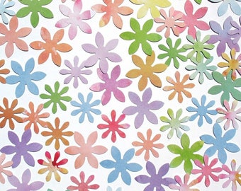 Watercolor - Momenta Flower Die Cuts