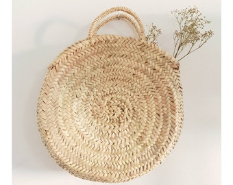 Basket personalized round (small size)