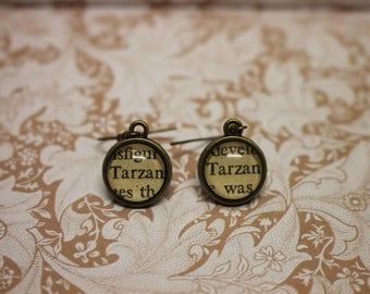 Tarzan Earrings ~