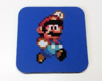 Super Mario World Drink Coasters