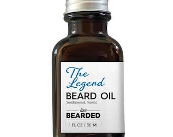 Beard Oil - The Legend