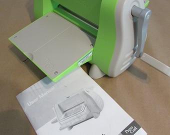 Cuttlebug Machine Dies and Accessory Bundle