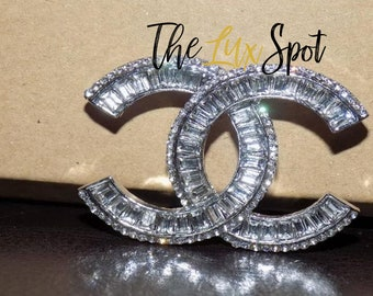 channel listing pin chanel brooch m poshmark