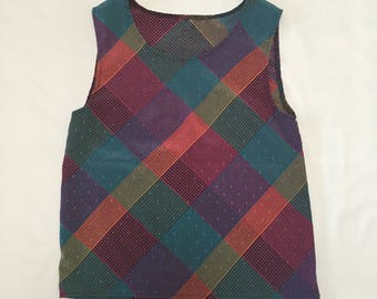 Tank top, business casual