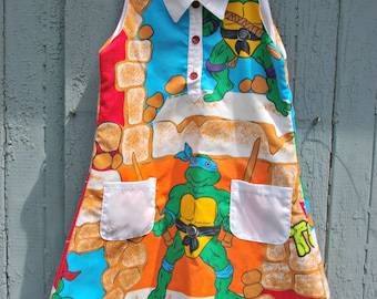 Teenage Mutant Ninja Turtles Dress