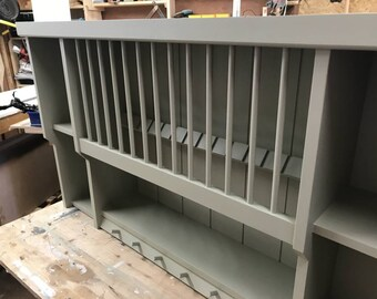 The Harry bespoke plate rack