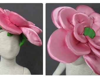Flower headband, hairband, flower costume