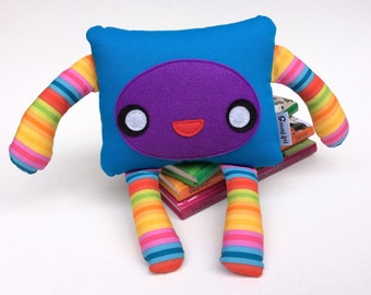 Cuddly Toy Monster, Plush Monster Softie