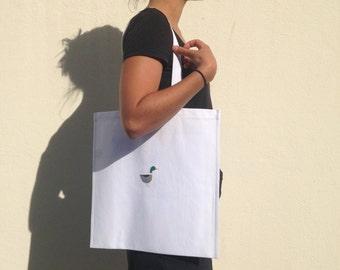 Free duck / tote bag