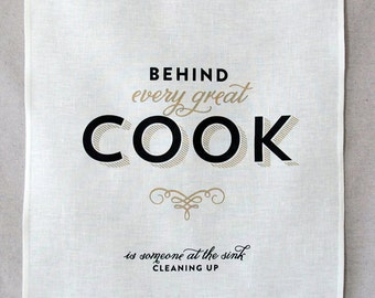 great cook linen tea towel