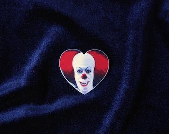 IT Brooch, Halloween Brooch, Stephen King Brooch