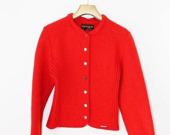 1960's Red Jacket
