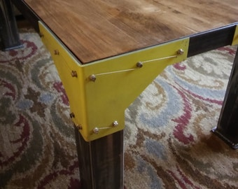 Aviation Industrial Coffee Table