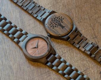 Wood Watches, clock, watch, Wooden watch,mens watch, clock, birthday gift, Father's day, groomsmen gift, groom,gift, anniversary, BSMW