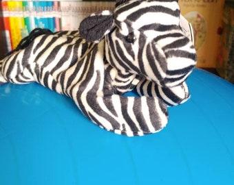 Ty Original Beanie Baby - Ziggy the Zebra