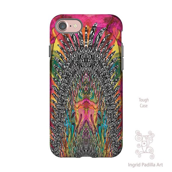 iPhone 7 case, iPhone 7 plus Case, Boho iPhone case, iphone 8 case, phone case, iphone case, iPhone 6s case, iPhone 8 plus case, artsy case
