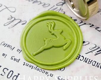 Buy 1 Get 1 Free - Wax Seal Stamp -1pcs Elk Metal Stamp / Wedding Wax Seal Stamp / Sealing Wax Stamp (WS262)