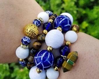 Summer China Bracelet Set