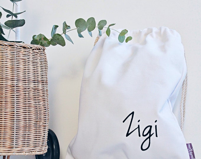 Featured listing image: Name Bag White