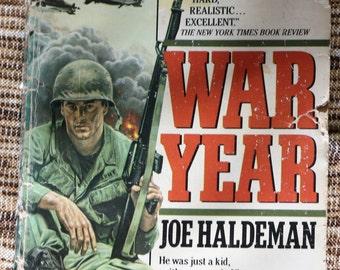 War Year, Joe Haldeman, 1984
