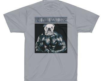 Body Building Shirt Performance T-Shirt