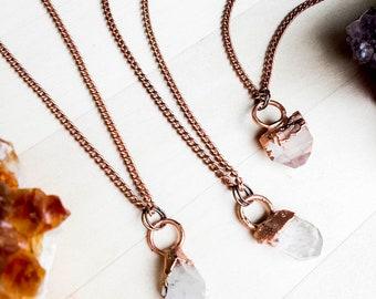Ocean Dip Necklace