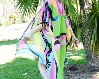 Kimono, Festival Clothing, Boho Kimono, Festival Kimono, Bohemian Clothing, Kimono Robe, Kaftan Dress, EDC outfit