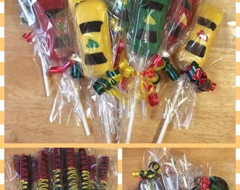 Race Car Party Package