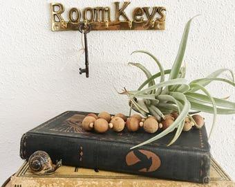 Brass Key Holder Hooks