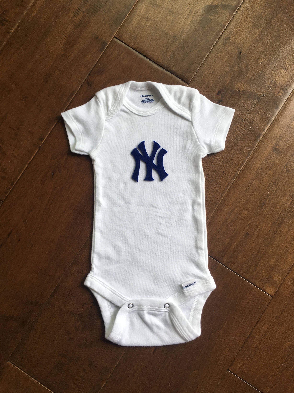 New York Yankees Outfit NY Yankees Baby esie NY yankees