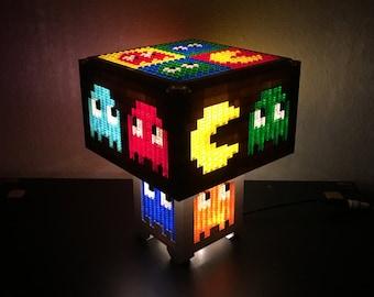 Pacman LEGO LED Lamp