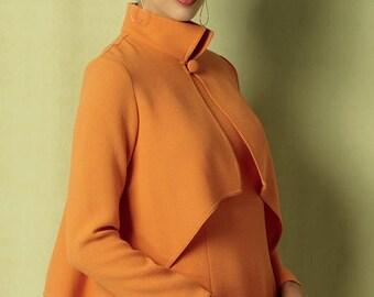 Vogue Pattern V1435 Misses' Jacket and Dres