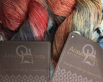 Acaudenia yarn ~ Lace weight
