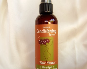 Leave-in Conditioner Spray, Volume, Ultra Light, Natural, no silicons