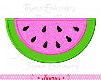 Instant Download Summer Watermelon digital Applique Machine Embroidery Design NO:2153